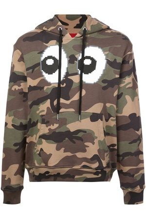 MOSTLY HEARD RARELY SEEN Camouflage Eyez' Kapuzenpullover