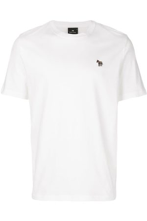 Paul Smith T-Shirt mit Logo-Stickerei