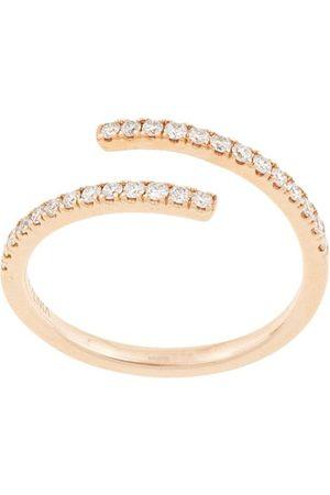 ALINKA 18kt 'Eclipse' Rotgoldring mit Diamanten