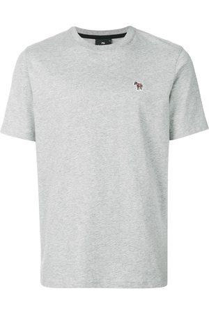 Paul Smith Herren T-Shirts, Polos & Longsleeves - T-Shirt mit Zebra-Logo