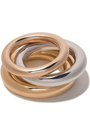 CHARLOTTE CHESNAIS Set aus 'Brahma' Ringen