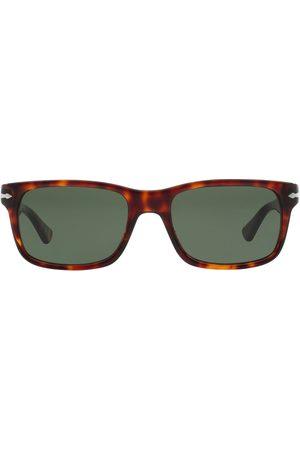 Persol Sonnenbrille mit eckigen Gläsern