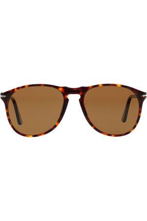 Persol Pilotenbrille mit polarisierten Gläsern