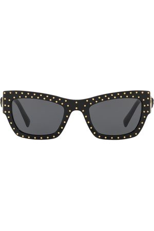 VERSACE Sonnenbrille im Cat-Eye-Design