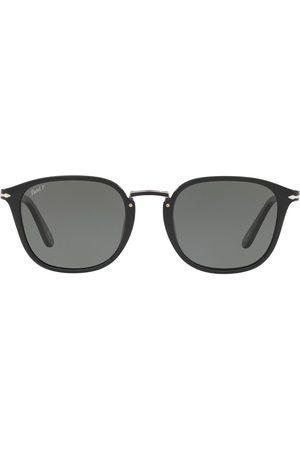 Persol Herren Sonnenbrillen - Sonnenbrille mit eckigen Gläsern