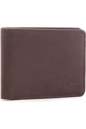 Vans Große Herren Geldbörse - Drop V Bifold W WN0A31J8DRB Dark Brown 454