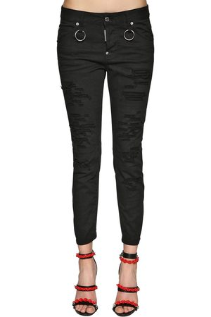 "Dsquared2 Jeans Aus Baumwolldenim ""cool Girl"""