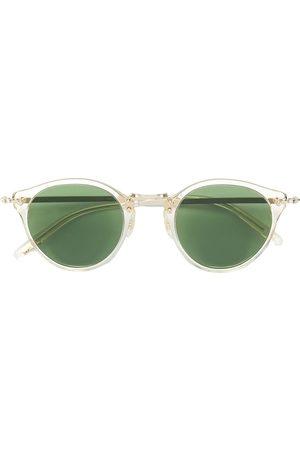Oliver Peoples Sonnenbrillen - Runde Sonnenbrille