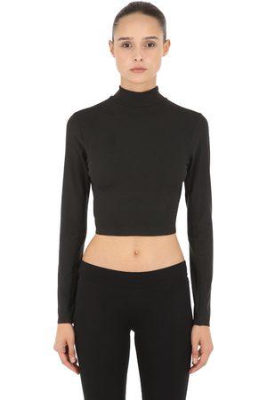 "Nike Damen Tops & T-Shirts - Kurzes Oberteil ""nrg Nwcc Eng"""