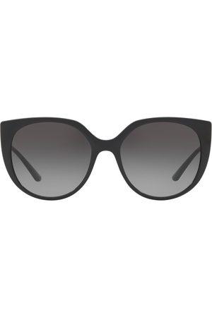 Dolce & Gabbana Getönte Oversized-Sonnenbrille