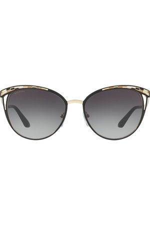 Bulgari Cat-Eye-Sonnenbrille