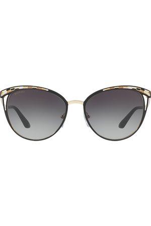 Bvlgari Cat-Eye-Sonnenbrille