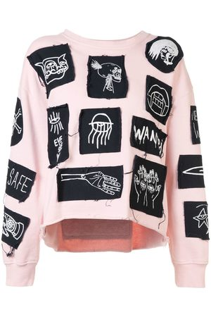 HACULLA Stabat It' Sweatshirt mit Patches
