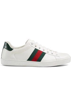 Gucci Ace Sneaker aus Leder