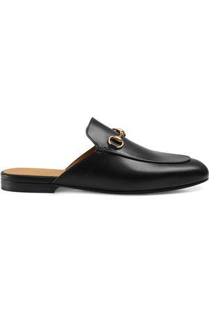 Gucci Damen Halbschuhe - Princetown Slipper aus Leder
