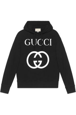 Gucci Kapuzenpullover mit GG
