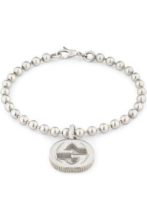 Gucci GG Armband aus Silber