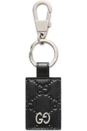 Gucci Herren Schlüsselanhänger - Signature Schlüsselring