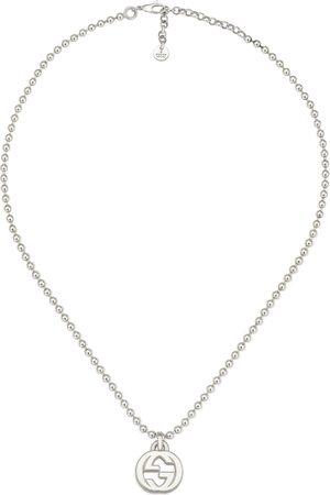 Gucci GG Halskette aus Silber
