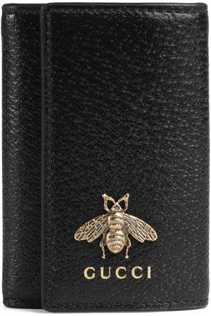 Gucci Animalier Schlüsseletui aus Leder
