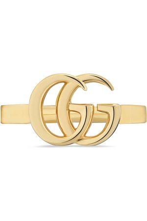 Gucci Doppel G Ring aus Gelbgold