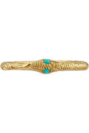 Gucci Ouroboros-Ring aus Gold