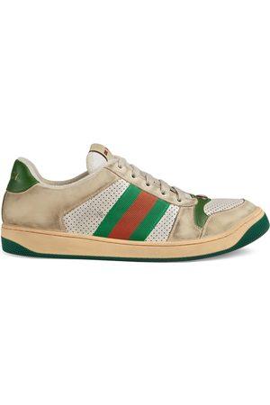 Gucci Screener Sneaker aus Leder