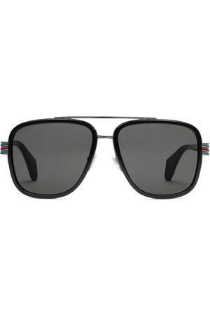Gucci Pilotensonnenbrille