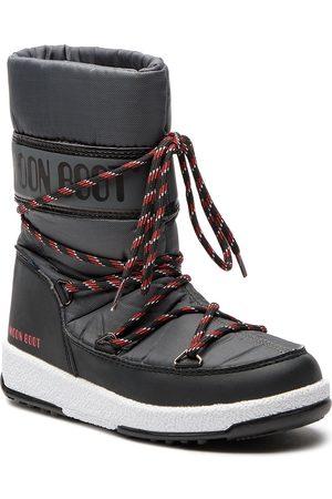 Moon Boot Schneeschuhe - Sport Jr Wp 34051300005 Black/Castlero