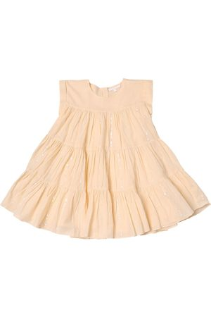 Chloé Kleid Aus Baumwollvoile