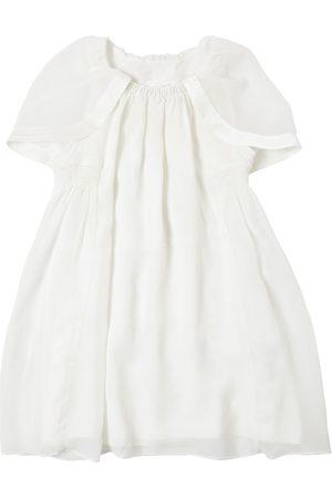 Chloé Kleid Aus Seidenkrepp