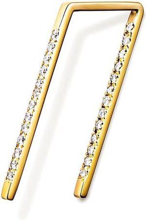 Shihara 0202' Ohrring mit Diamanten