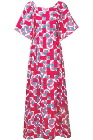 La DoubleJ Kleid mit Fledermausärmeln