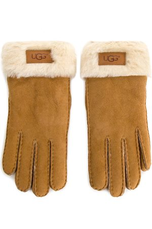 UGG W Turn Cuff Glove 17369 Chestnut