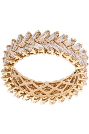 Anita 18kt Gelbgoldring mit Diamanten