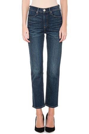 RAG&BONE Damen Straight - Baily Cigarette Ankle Blue