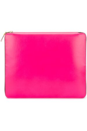 Comme des Garçons Tablet - New Super Fluo' iPad-Tasche