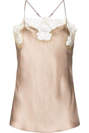 Gilda & Pearl Damen Tops & T-Shirts - Gina' Seidentop