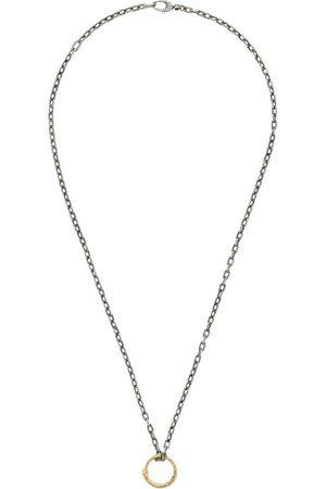 Gucci Halskette mit Schlangenring