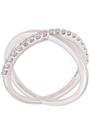 ALINKA 18kt 'Katia' Weißgoldring mit Diamanten
