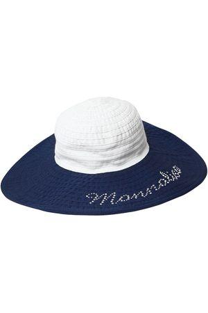MONNALISA Breitkrempiger Hut Aus Baumwolle