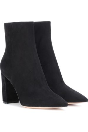 Gianvito Rossi Exklusiv bei Mytheresa – Ankle Boots Piper 85