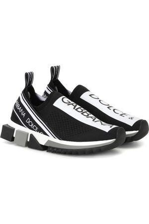 Dolce & Gabbana Sneakers Sorrento aus Stretch-Jersey