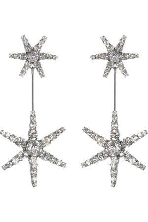 Jennifer Behr Ohrringe Estee mit Swarovski-Kristallen