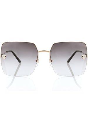 CARTIER EYEWEAR Sonnenbrille Pànthere de Cartier