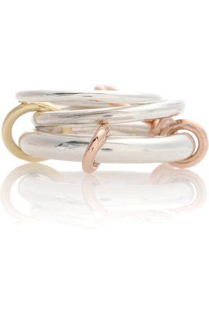 SPINELLI KILCOLLIN Damen Ringe - Ring Orion aus 18kt Gold und 925er Sterlingsilber