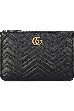Gucci Clutch GG Marmont aus Leder
