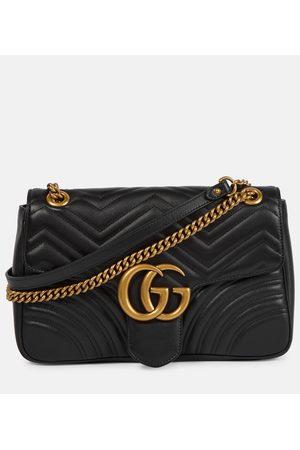 Gucci Schultertasche GG Marmont Medium