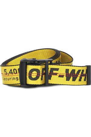 OFF-WHITE Gürtel Industrial