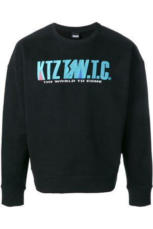 KTZ Sweatshirts - Sweatshirt mit Logostickerei